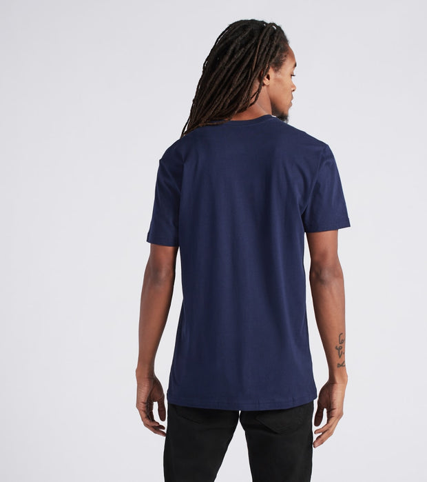 Polo  V-Neck Tee  Navy - PL84FR-7XD | Jimmy Jazz