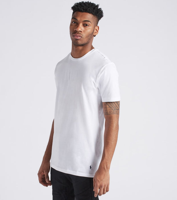 Polo  Crew Tee  White - PL86FR-WHD | Jimmy Jazz