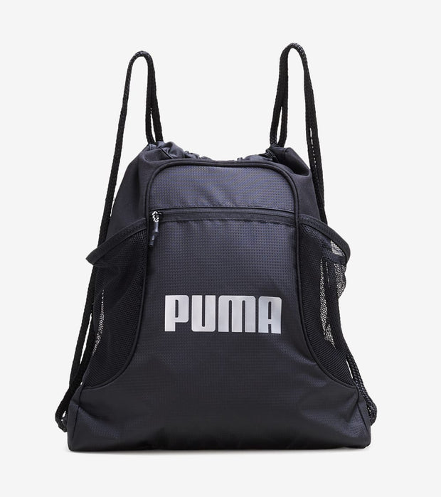 Puma  Challenger Carrysack  Black - PMAM1588-BLK | Jimmy Jazz