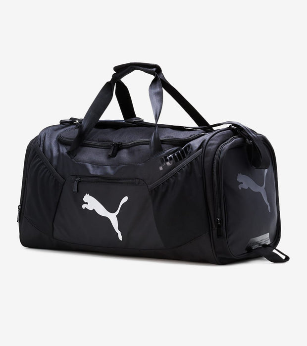 Puma  Formation 3.0 Duffel Bag  Black - PMOT436-BLK | Jimmy Jazz