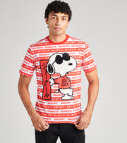 Freeze  Japanese Joe Cool Short Sleeve Tee  Red - PN10041-RED | Jimmy Jazz