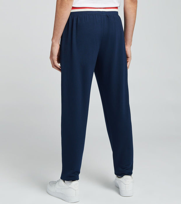 Polo  Terry Slim Pants  Navy - PP18SR-9VD | Jimmy Jazz