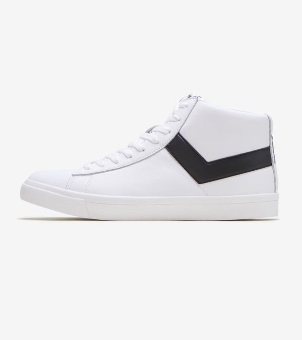 Pony  Classic High  White - PP1CLLHI-WTBK | Jimmy Jazz