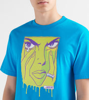 Dgk  Dont Hate Tee  Green - PTM1743-TRQ | Jimmy Jazz