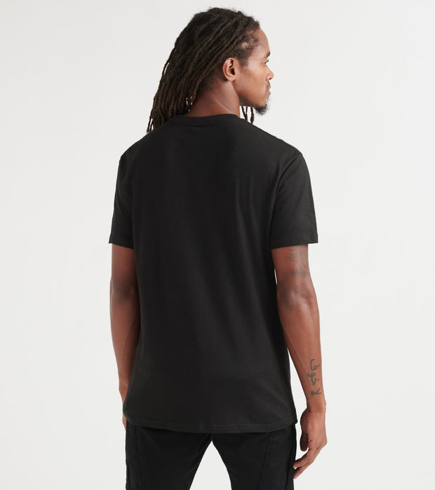 Outrank  Bags On Bags Tee  Black - QS154-BLK | Jimmy Jazz