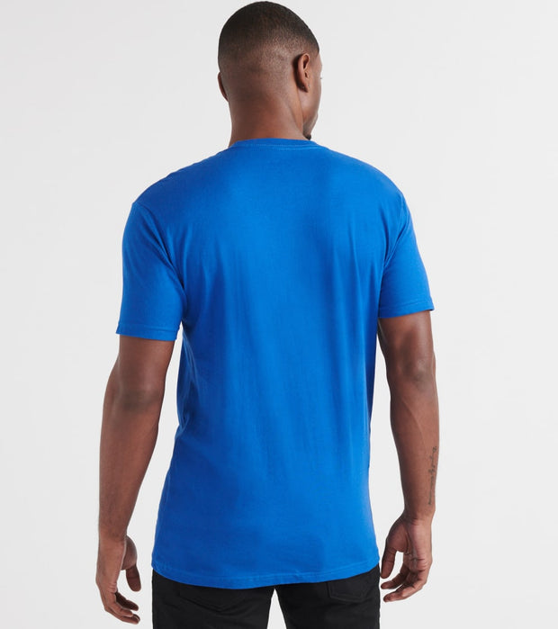 Outrank  Money Trap Tee  Blue - QS185-RYL | Jimmy Jazz