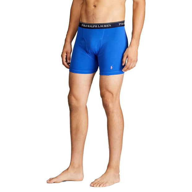 Polo  Classic Fit Boxer 3-Pack  Navy - RCBBS3-2TL | Jimmy Jazz