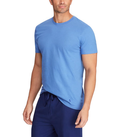 Polo  Classic Fit Crewneck 3-Pack  Blue - RCCNH3-PZ9 | Jimmy Jazz