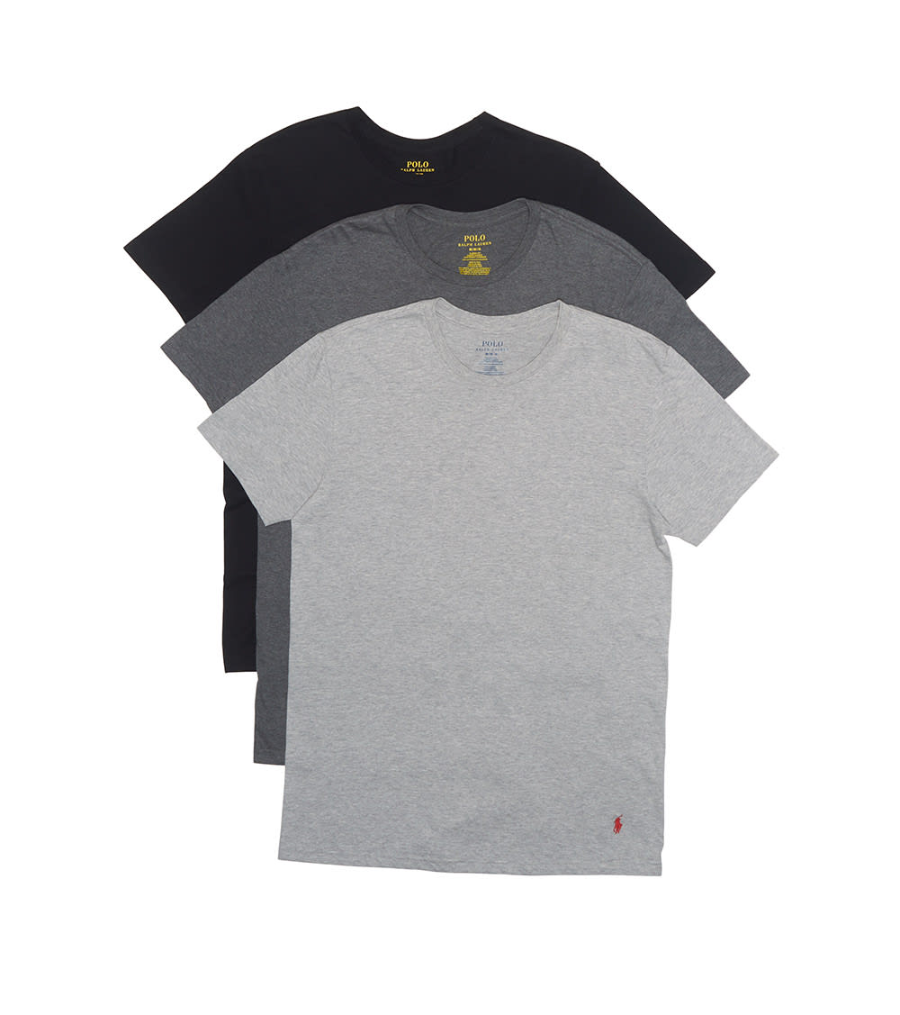 Polo  3 Classic Fit Crews  Multi - RCCNP3-9OD | Jimmy Jazz