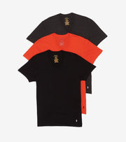 Polo  V Neck Tees 3 Pack  Multi - RCVNH3-AR4B | Jimmy Jazz