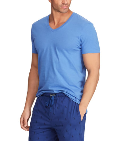 Polo  Classic Wicking V-Neck 3-Pack  Blue - RCVNH3-PZ9 | Jimmy Jazz