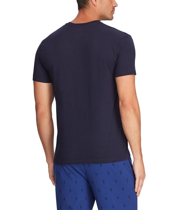 Polo  Classic Wicking V-Neck 3-Pack  Navy - RCVNH3-UIO | Jimmy Jazz