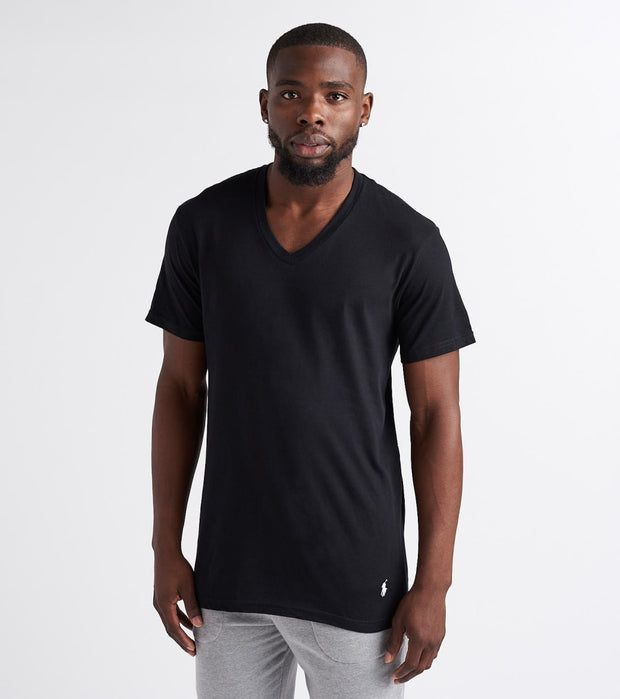 Polo  3 Classic Fit V-Neck Tee  Multi - RCVNP3-U50 | Jimmy Jazz