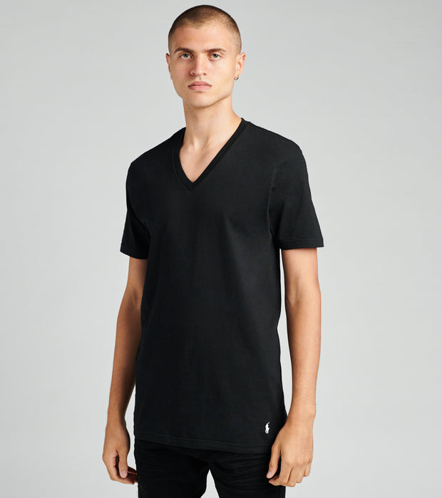 Polo  V Neck Tee 3 Pack  Multi - RCVNS3-2QL | Jimmy Jazz