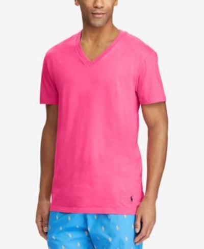 Polo  Classic V-Neck 3-Pack  Blue - RCVNS3-2SK | Jimmy Jazz