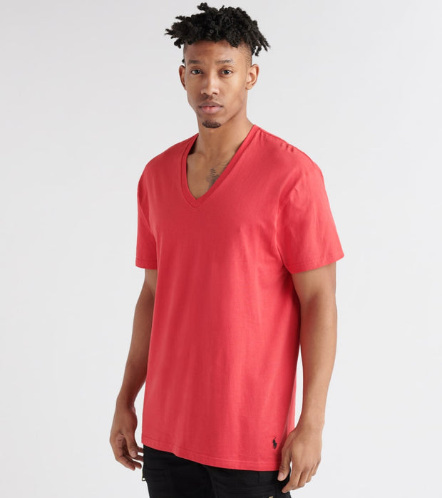 Polo  3 Classic Fit V-Neck Tee  Multi - RCVNS3-5WD | Jimmy Jazz
