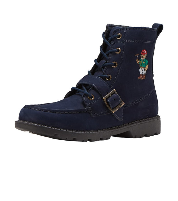 Polo Footwear  Ranger High II Mallet Boot  Navy - RF100688J-459 | Jimmy Jazz