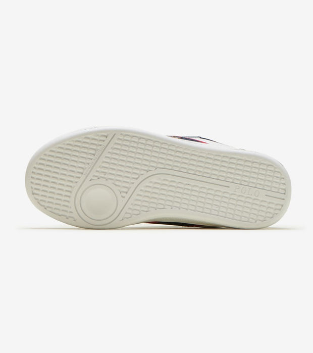 Polo Footwear  Quilton Shoe  White - RF101060C-103 | Jimmy Jazz