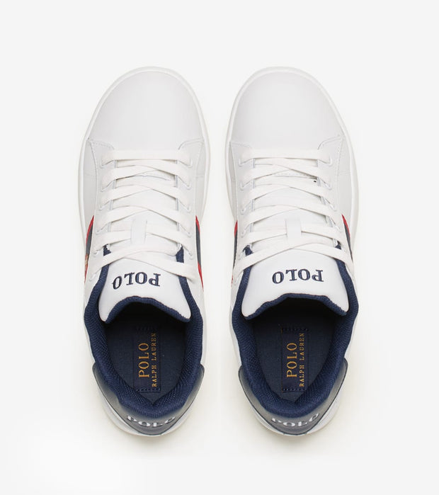 Polo Footwear  Quilton Shoe  White - RF101060J-103 | Jimmy Jazz