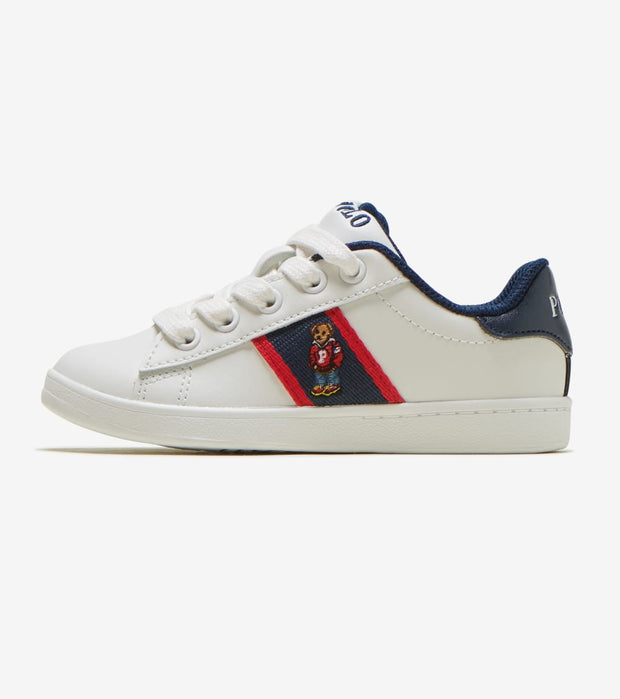 Polo Footwear  Quilton Shoe  White - RF101060T-103 | Jimmy Jazz
