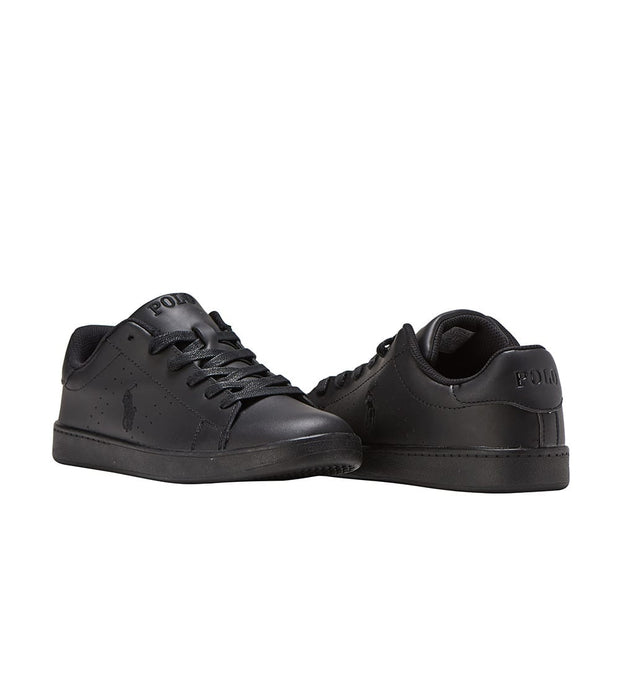 Polo Footwear  Quilton Sneaker  Black - RF101213J-007 | Jimmy Jazz