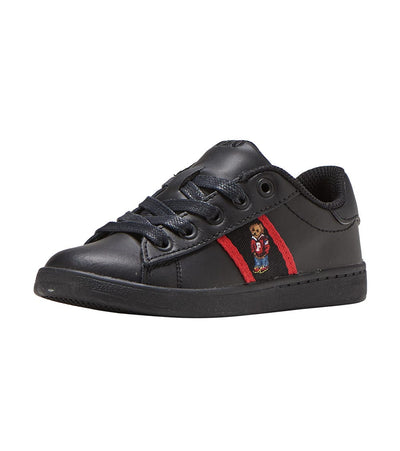 Polo Footwear  Quilton Sneaker  Black - RF101213T-007 | Jimmy Jazz