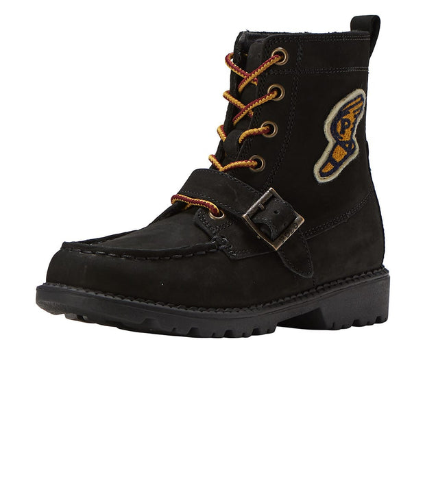 Polo Footwear  Ranger Hi II  Black - RF101220C-010 | Jimmy Jazz