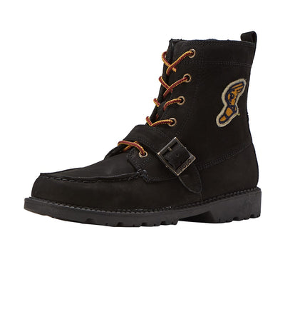 Polo Footwear  Ranger Hi II Boots  Black - RF101220J-010 | Jimmy Jazz