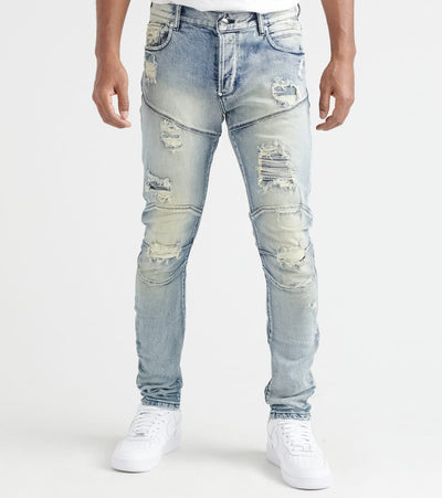 Rock Star  Tobi Jeans  Blue - RSM207ORT-LBL | Jimmy Jazz