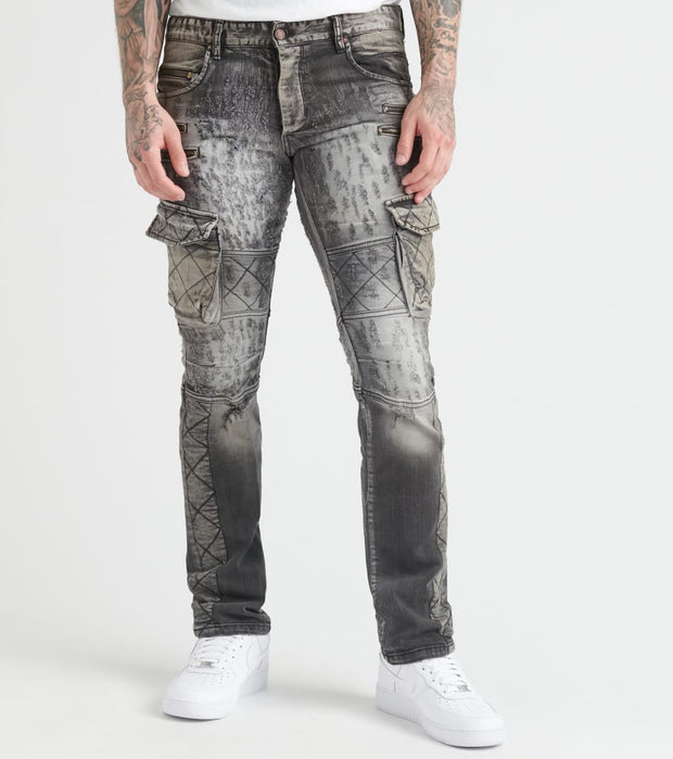Rock Star  Max Jeans  Black - RSM219TBU-BLK | Jimmy Jazz