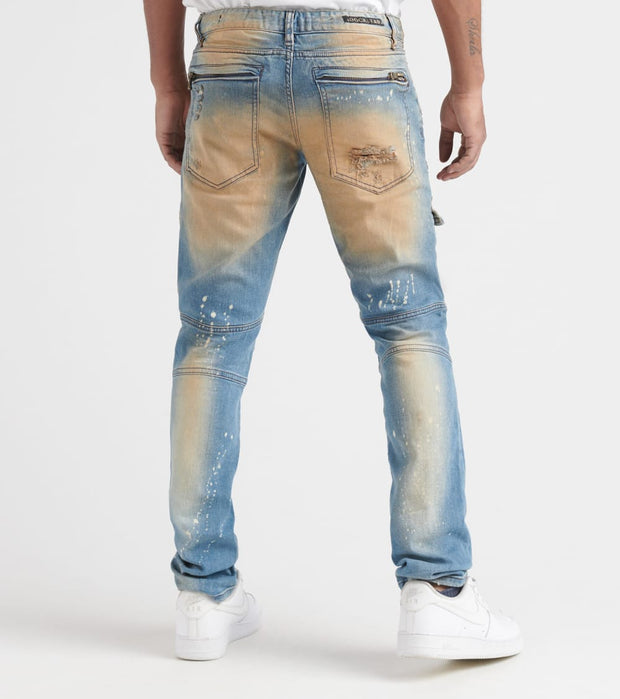 Rock Star  Jacob Jeans  Blue - RSM232ORT-LBL | Jimmy Jazz