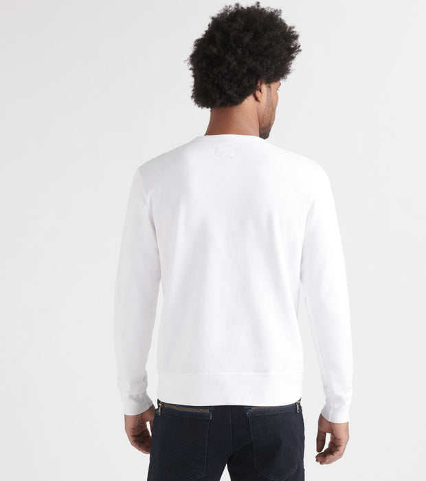 Rock Star  Rockstar Crew Neck  White - RSM737-WHT | Jimmy Jazz