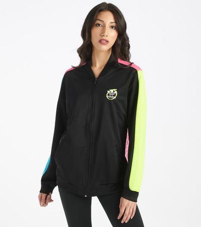 Adidas  Mesh Supergirl Jacket  Multi - S11805 | Jimmy Jazz
