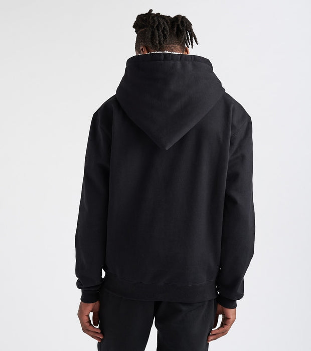 Champion  Super Fleece Sherpa Pullover Hoodie  Black - S3698549266-003 | Jimmy Jazz