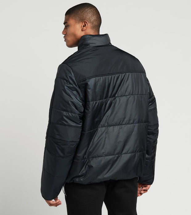 Champion  Puffer Jacket With Packable Hood  Black - S7479549724-003 | Jimmy Jazz