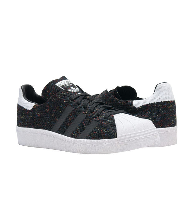 Adidas  Superstar 80s Primeknit  Black - S75844 | Jimmy Jazz