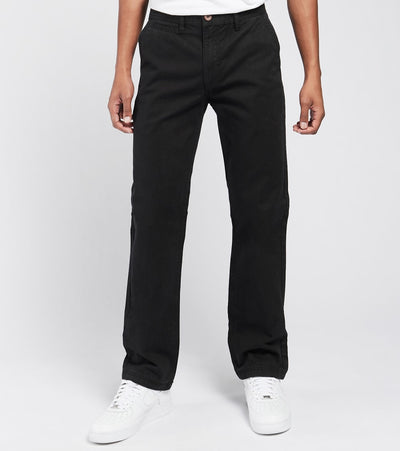 Decibel  COATED  STRAIGHT JEANS  Black - SF6645-BLK | Jimmy Jazz