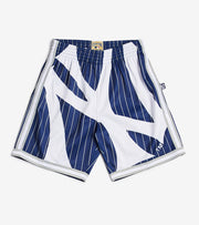 Mitchell And Ness  Big Face Yankees Shorts  Navy - SHORBW19077NYY-NVY | Jimmy Jazz