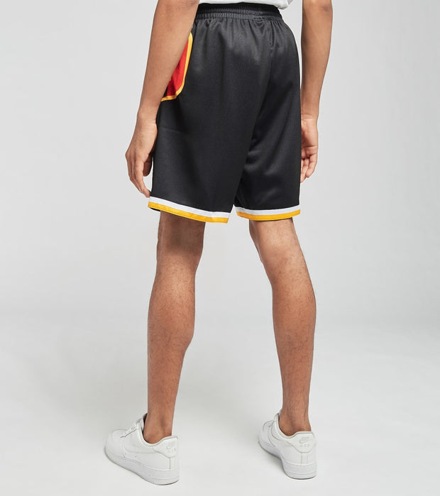 Mitchell And Ness  Houston Rockets Blown Out Shorts  Black - SHORBW19147HRO-BLCK | Jimmy Jazz