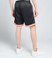 Mitchell And Ness  New York Knicks Blown Out Shorts  Black - SHORBW19147NYK-BLCK | Jimmy Jazz