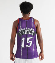 Mitchell And Ness  Vince Carter Raptors Swingman Jersey  Purple - SMJYGS18214TRA-PRP | Jimmy Jazz