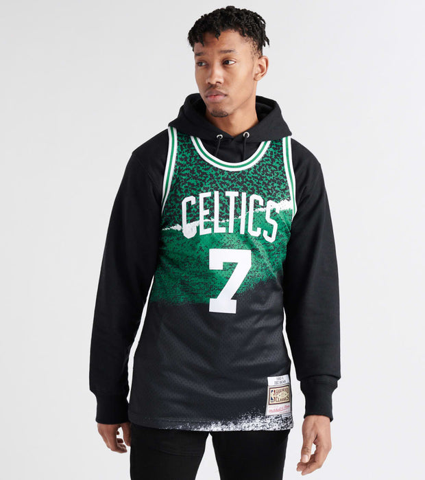 Mitchell And Ness  Boston Celtics Dee Brown Jersey  Green - SMJYNG18430-BLK | Jimmy Jazz
