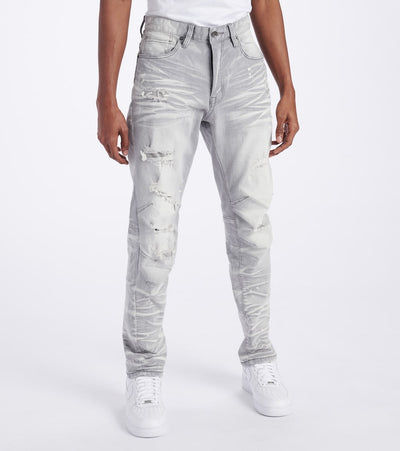 Decibel  Slim Super Stretch Jeans  Blue - SS120223L32-LGR | Jimmy Jazz