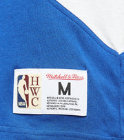 Mitchell And Ness  Philadelphia 76ers Play by Play Tee  Red - SSTEMI19038P76-RDRY | Jimmy Jazz