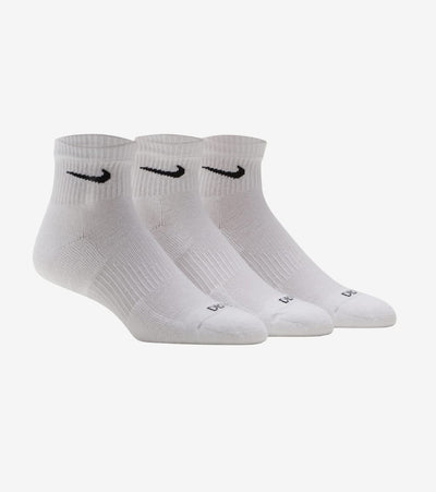 Nike  6-Pack Everyday Cushion Ankle Socks  White - SX6899-100 | Jimmy Jazz