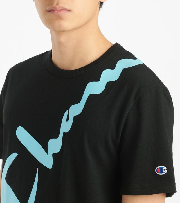 Champion  Heritage Tee  Black - T1919G550773-BKC | Jimmy Jazz