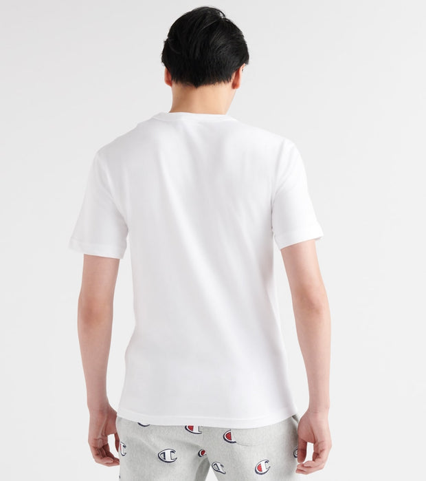 Champion  Century Tee  White - T4311550154-045 | Jimmy Jazz