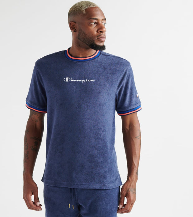 Champion  Terry Top  Blue - T5083549961-PM3 | Jimmy Jazz
