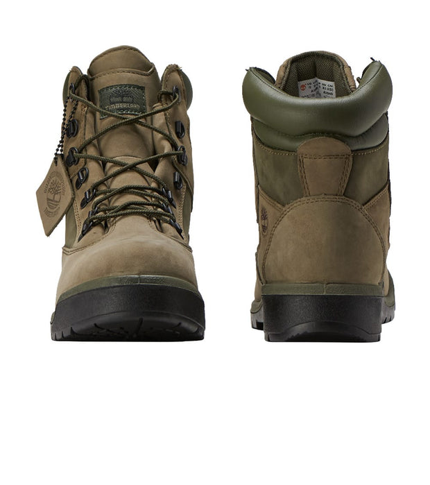 "Timberland  6"" Field Boot  Green - TB0A1RBPN77 