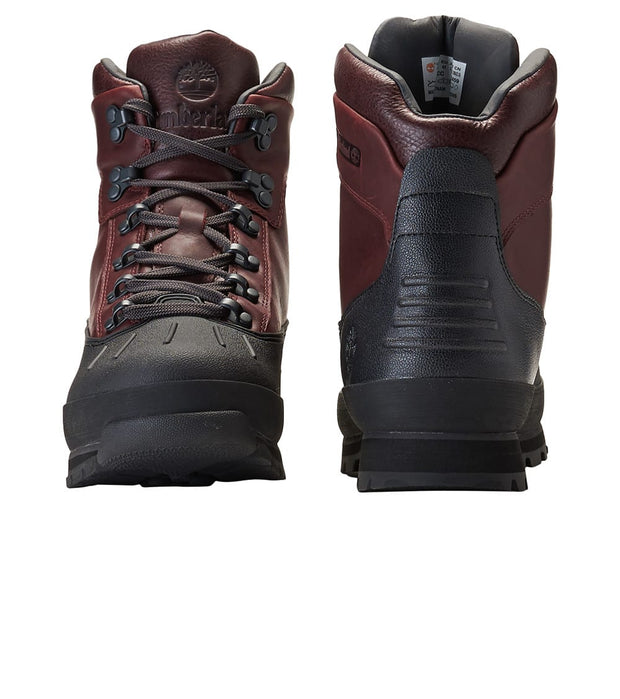 Timberland  Euro Hiker Shell Toe Boot  Brown - TB0A1RCCC60 | Jimmy Jazz